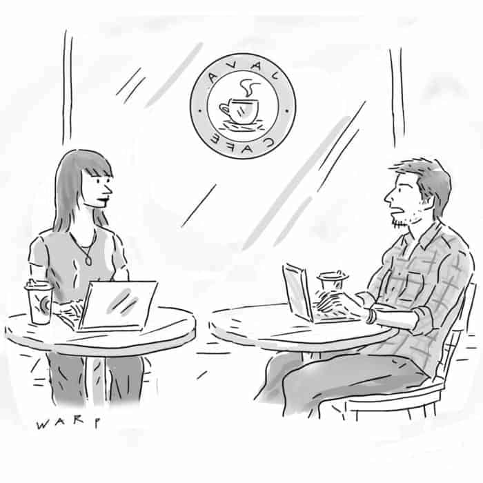 Credit: Kim Warp, The New Yorker