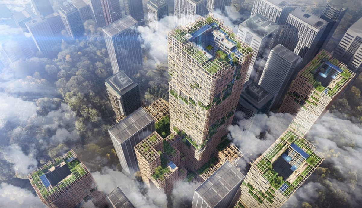 How wooden skyscrapers can revolutionize 21st century architecture