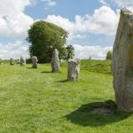 Humans of ancient Britain construct Avebury