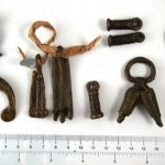 Humans invent lost-wax casting, perhaps in modern-day Pakistan