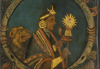 Brooklyn Museum Manco Capac First Inca of Portraits of Inca Kings overall