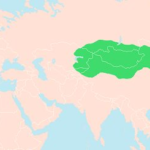 Modu Chanyu founds the Xiongnu Empire in modern-day Mongolia