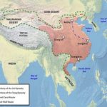 The Sui Dynasty begins in China