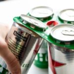 Heineken removes plastic multi-pack rings