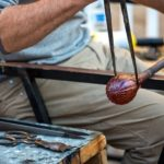 Humans invent glassblowing, perhaps in modern-day Iran