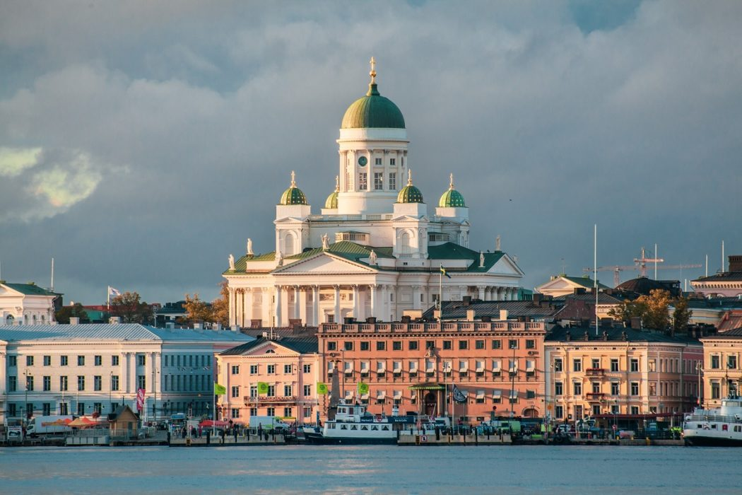 Finland's universal basic income trial for unemployed reduces stress levels