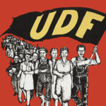 The United Democratic Front emerges in South Africa