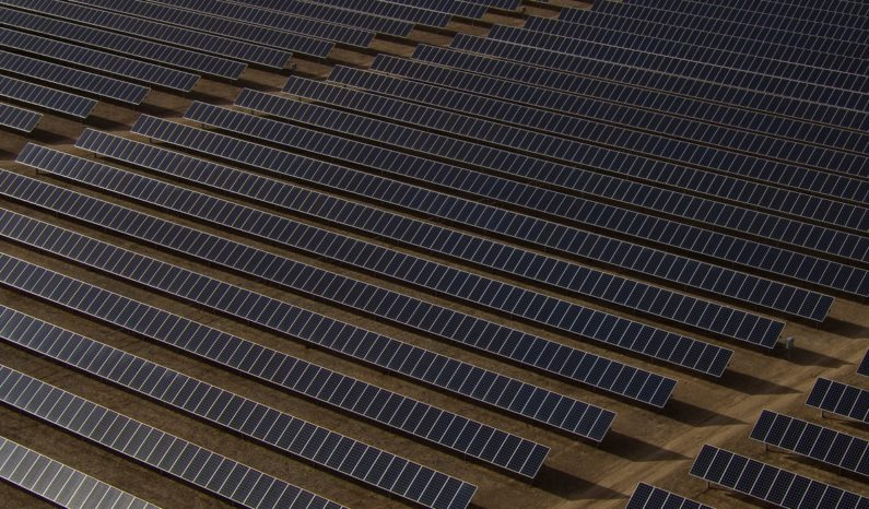 Chinese company to invest $2.5b in world's largest solar panel factory