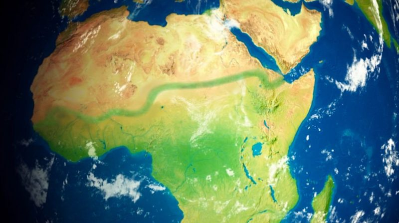 Green Great Wall of Africa