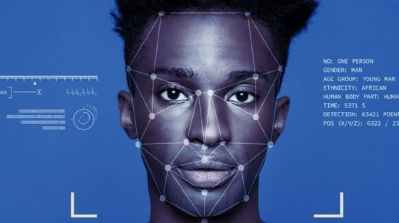 Face recognition software