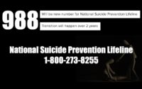 U.S. FCC approves three-digit suicide prevention hotline – 988