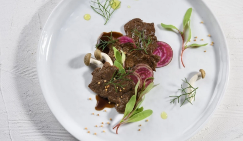 Aleph Farms cultured meat