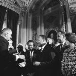 Voting Rights Act signing