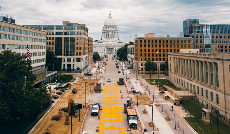 Madison, WI Defund the Police
